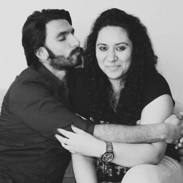 Nahinnnnn !!! 🙈🙈🙈😆😆 This One Memory with the Super Energetic Man Happy Birthday @ranveersingh You Livewire 😘😘😘