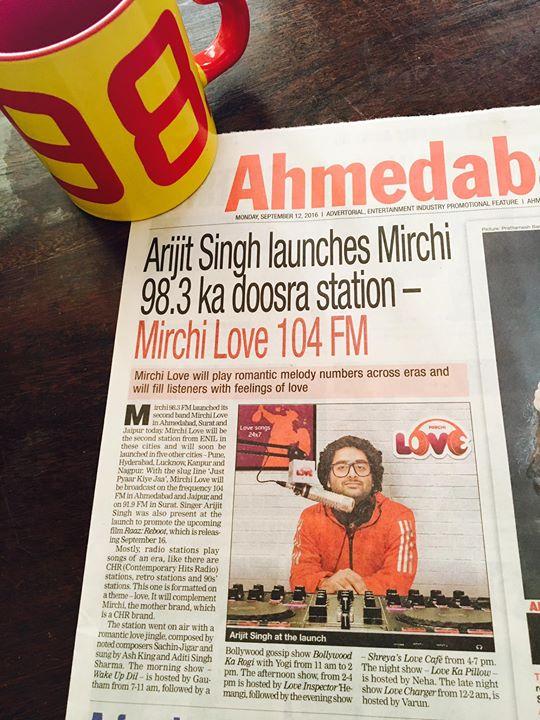 Mirchi Love 104 #justpyarkiyeja