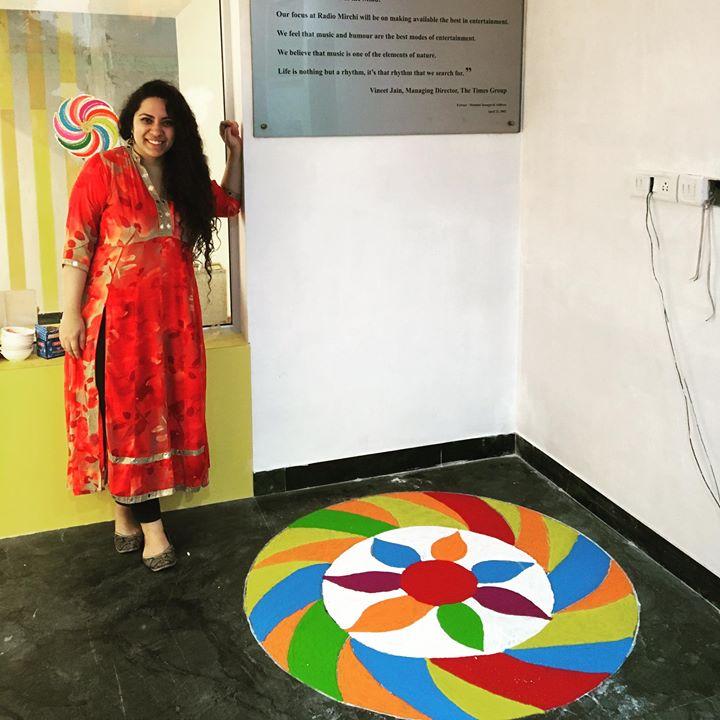Ekta Sandhir,  mirchidiwali