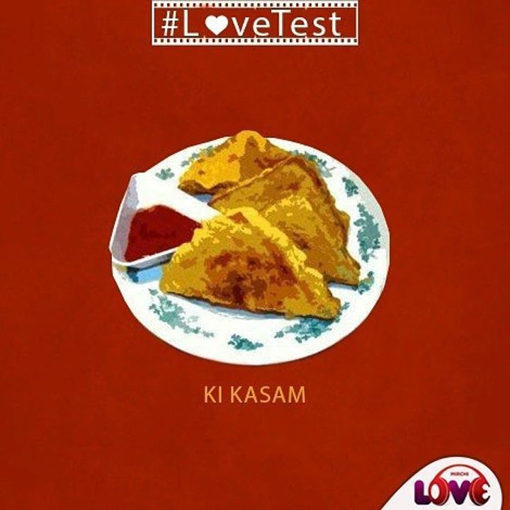 Guess this film about 2 wedding planners who fall in love. #LoveTest