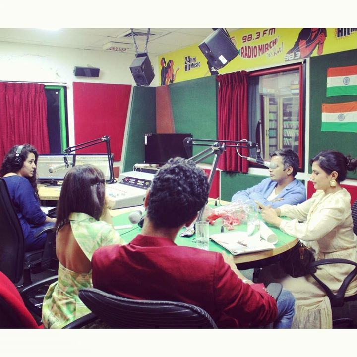 Year 2015, A conversation with Team Masaan, Director Neeraj Ghaywan at Mirchi Ahmedabad.  Today while watching his recent commercial for Vicks the entire episode of his meeting came in front my eyes. This man Loves Banaras, He likes Amdavadi Food bcoz it's sweet, a Marketing guy who left his job made a film like Masaan that got standing ovation at Cannes. Here he is with his recent direction on the campaign #touchofcare for the third gender.   Here's the link of the phenomenal ad !   https://m.facebook.com/story.php?story_fbid=1133359230123994&id=198670143592912  Listen to him tmw morning with Your First Notification on Mirchi Love 104 :)