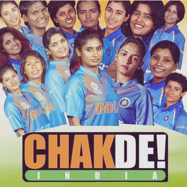 All the Best Team India !  Go Win !  WWC 2017 Ind v/s Eng