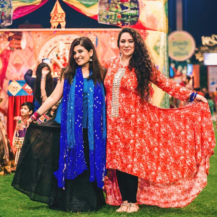 THROWBACK Thursday! #navratri