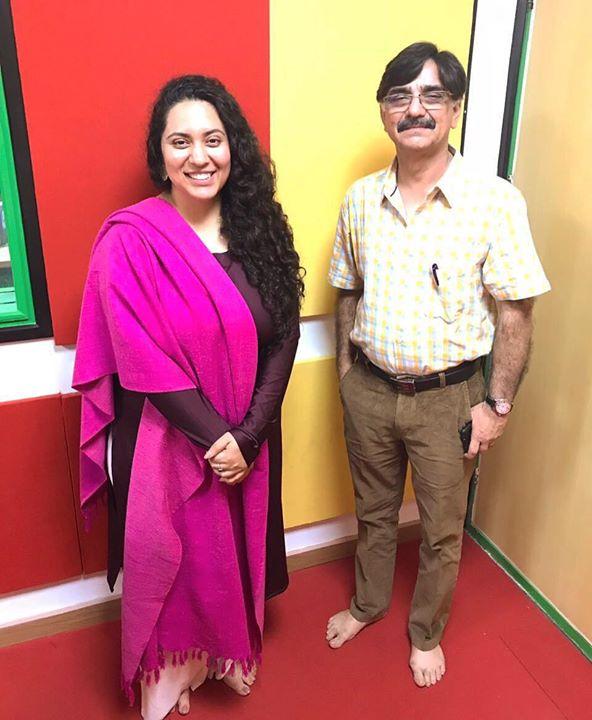 Ekta Sandhir,  ahmedabad, humansofamdavad