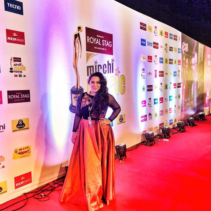 10th Mirchi Music Awards #blessedlife #radio