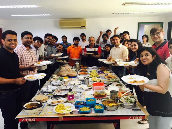 Mirchi Dabba Party !!!