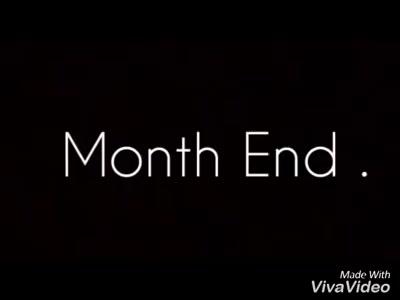 Month End v/s Pehli Taareek 🙏🏼