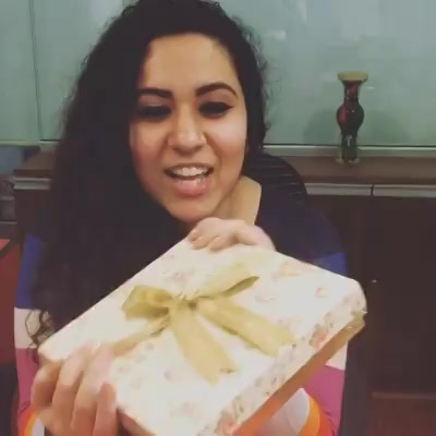 @thesweetboutiquedelhi Thank You so much for sending This Box of Love !   Yuvi Ki Shaadi Wala Mithai Ka Dabba ❤️❤️❤️❤️