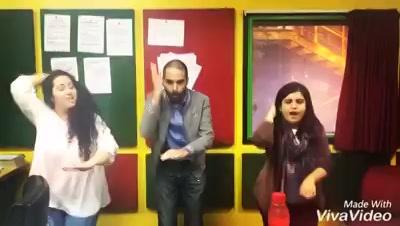Govinda Dance Classes with Two Mirchi team Members @rjnehal and Sandeep Pandit on Chi Chi Ka Budday