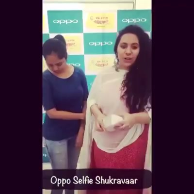 The Winner of Oppo Selfie Shukravaar this week !
