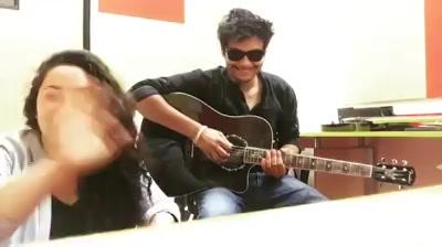 Aaj Ka Studio Talent ! Mirchi Love 104 ke studio se seedha prasaaran