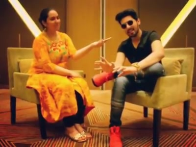 60 secs of Love !  When @armaanmalik22 visits Amdavad and Adds Romance in the Air.
