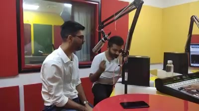 When Sachin Jigar Added Love to the Mirchi Love 104 studios this morning. A glimpse of our conversation. A beautiful dedication for the Lovely Priya Saraiya <3