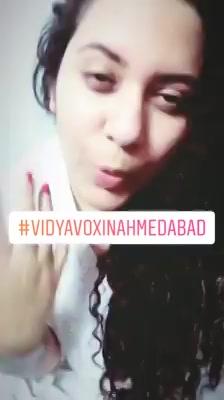 Vidya Vox ! Amdavad Ma !