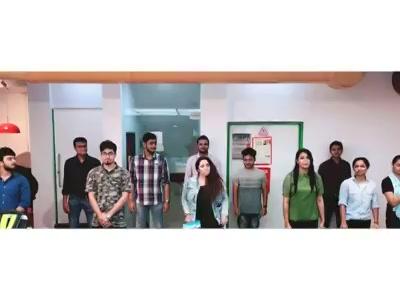 When Radio Mirchi Ahmedabad does their Zingaat !   Dharma Productions