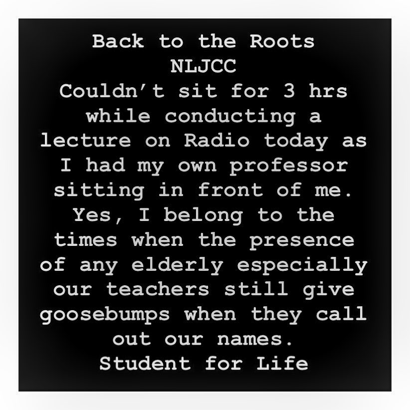 #story #education #learn #schooling #college #professor #management #learning #skills #best #teacher #life #growth #lessons #eidspecial #meeting #radio #lecture #insta #instagood #instapic #treasure #earning
