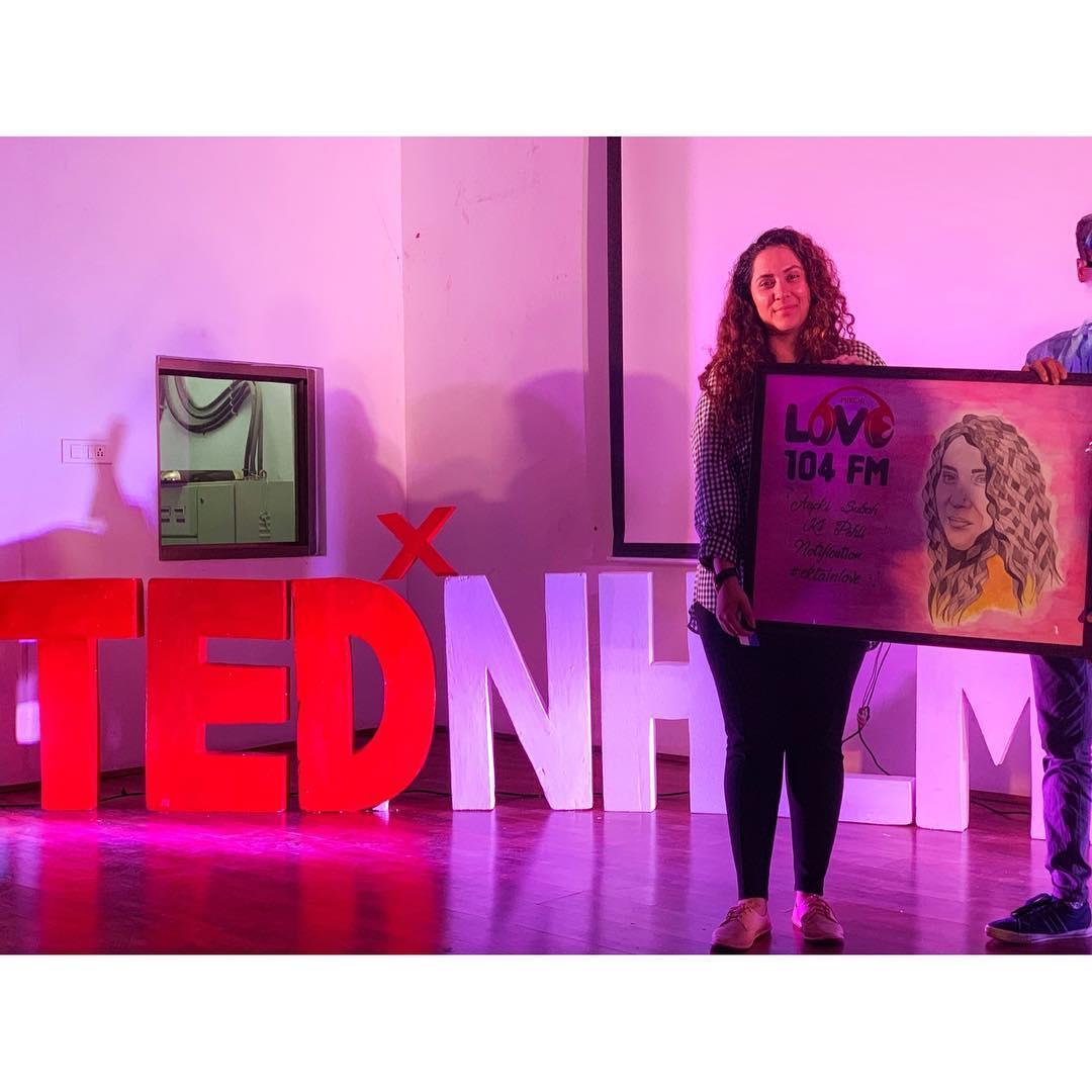 TEDx ✅ Thank you Radio Mirchi for making me this.  Thank you @prashantpanday @indu_r @sappysnappy @mitai_shukla @olivechashma @nagarvip @dhvanitthaker @caroline_sudan @sri_crazynosepingirl @i_sumit_aggarwal @prashant0211 @niralimac25 . . . . #ted #tedtalk #tedtalks #tedspeaker #tedx #happy #love #speech #talk #conversation #tuesday #india #today