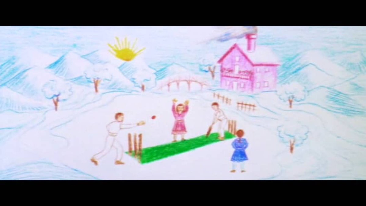 """Remember this ? The """"Children in the Valley"""" deserve this. It's been years to this movie, but I can never forget how the lil boy dreamt of a simple happy life with his family. That's all every Indian prays for ... Dear Kashmir, You Deserve Love 💕  #Article370 #KashmirHamaraHai https://t.co/TPOyaJLPk2"""